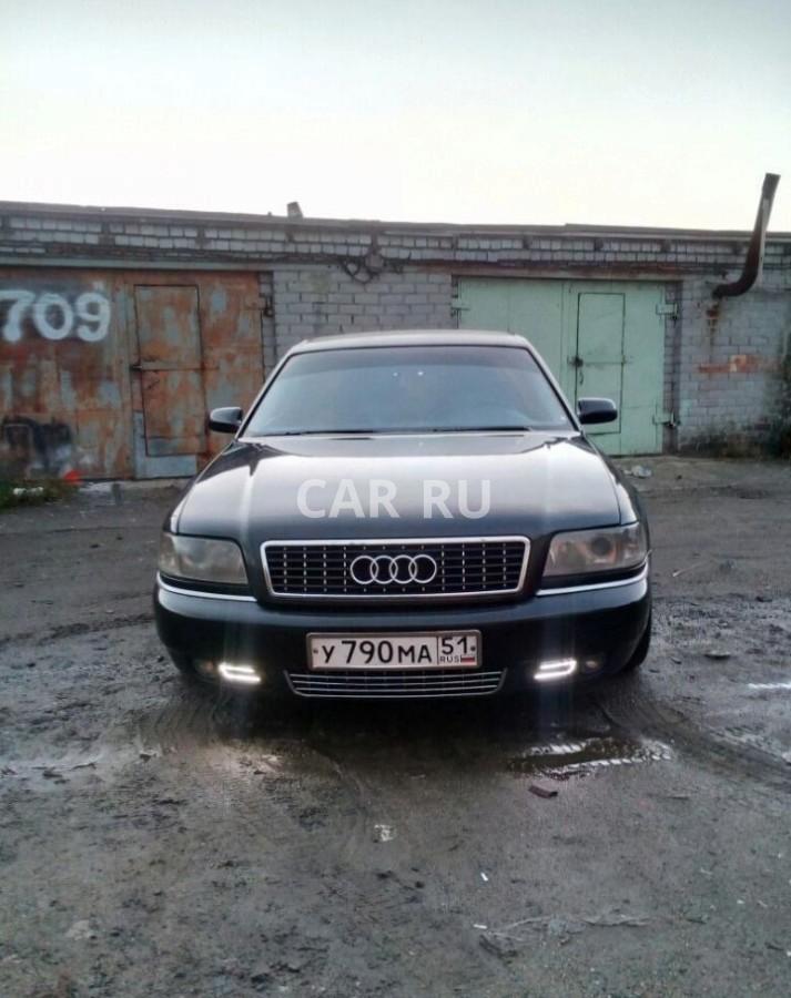 Audi A8, Апатиты