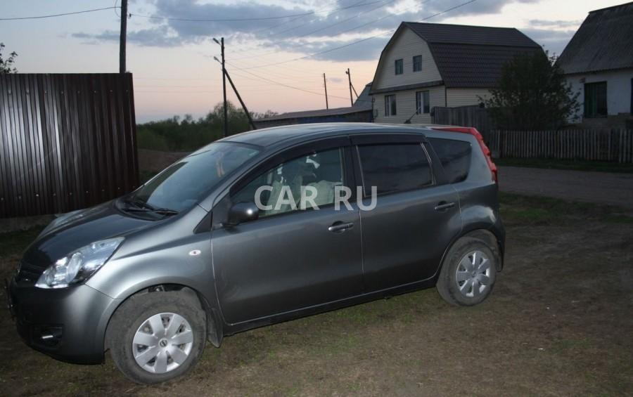 Nissan Note, Ачинск