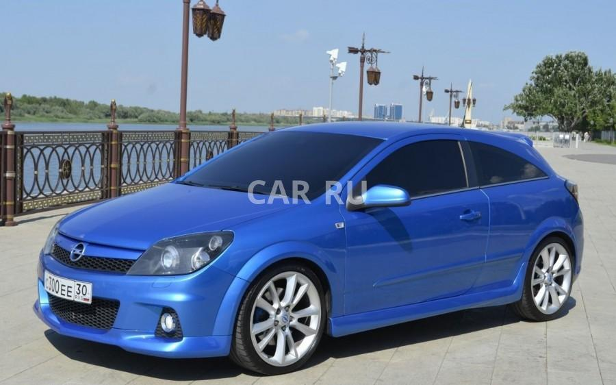 Opel Astra OPC, Астрахань