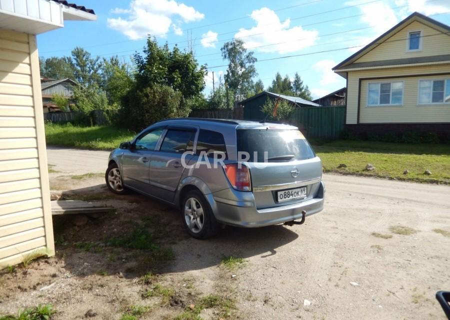 Opel Astra, Бежецк