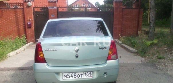Renault Logan, Азов