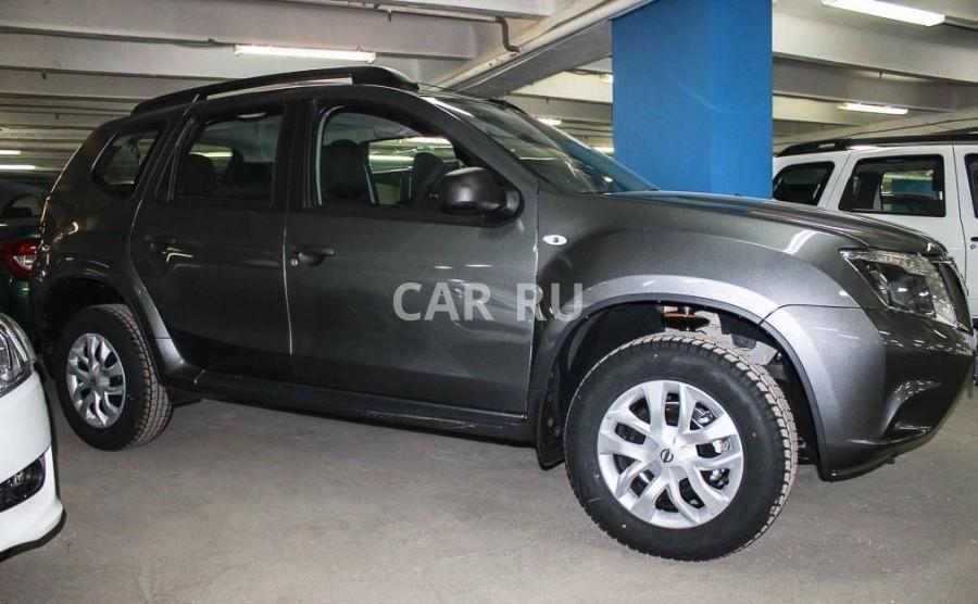 Nissan Terrano, Астрахань