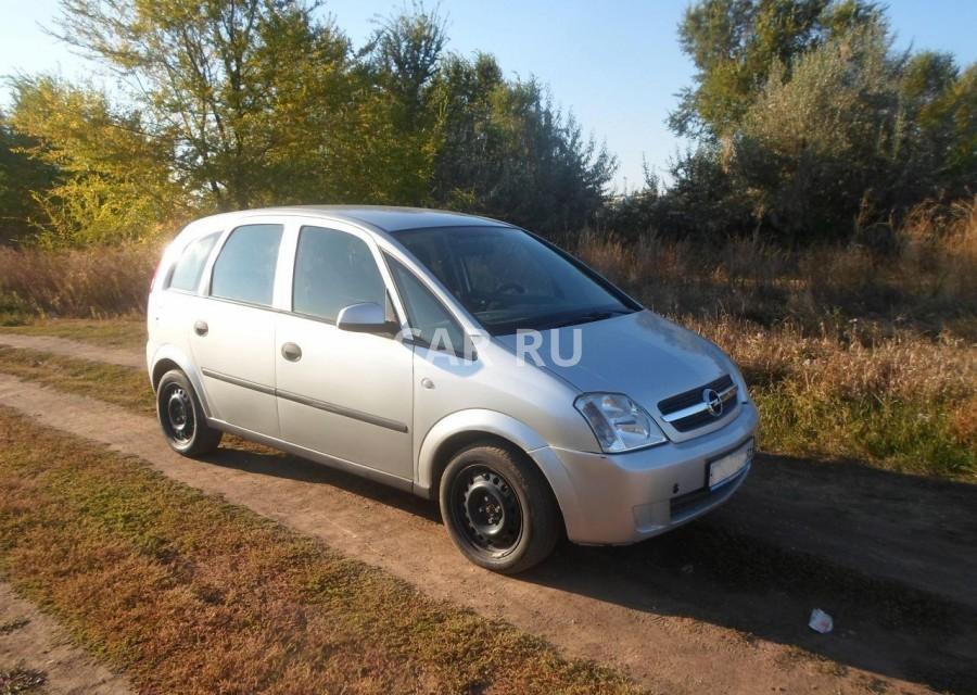 Opel Meriva, Балаково