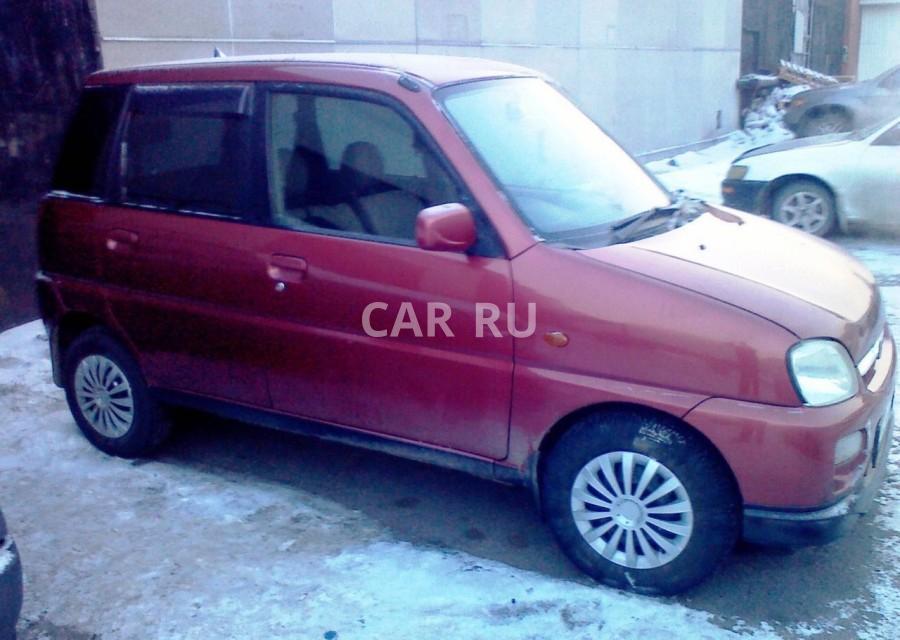 Subaru Pleo, Ачинск