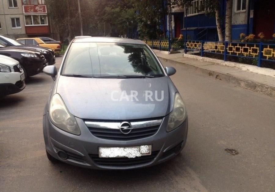 Opel Corsa, Архангельск