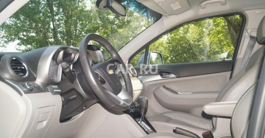 Chevrolet Orlando, Балаково