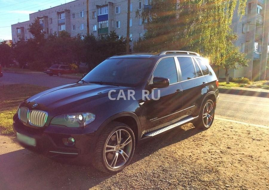 BMW X5, Алатырь