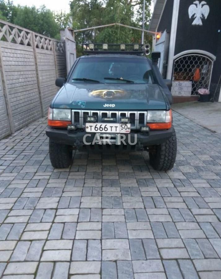Jeep Grand Cherokee, Балашиха