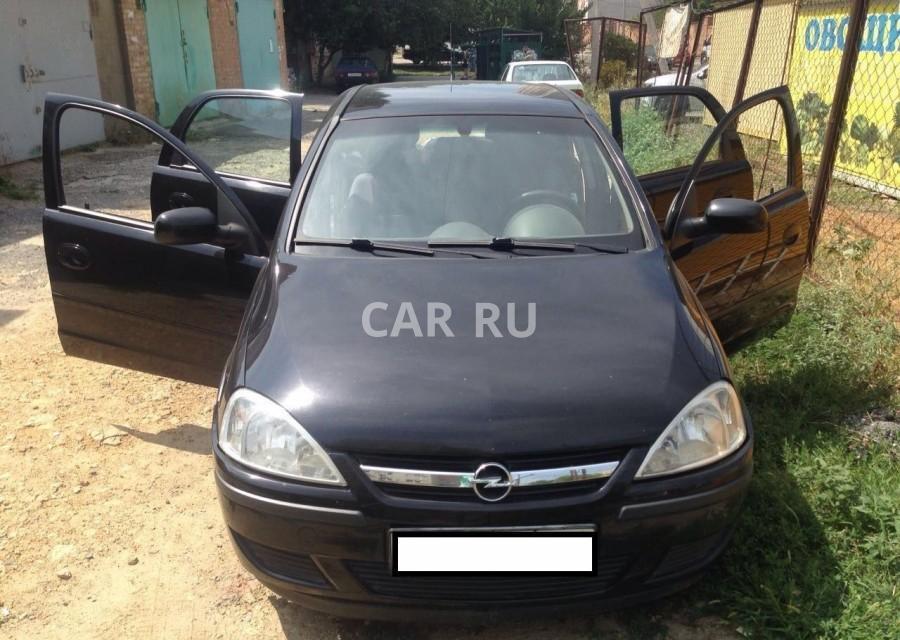 Opel Corsa, Аксай
