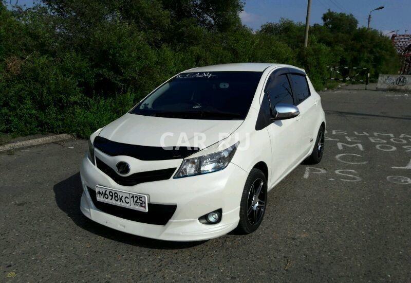 Toyota Vitz, Абакан
