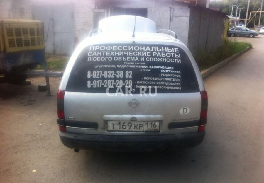 Opel Omega, Альметьевск