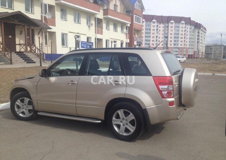 Suzuki Grand Vitara, Ангарск