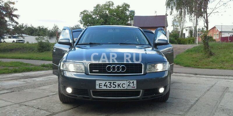 Audi A4, Алатырь