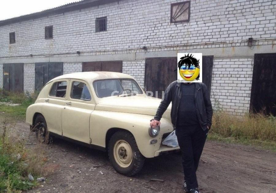 Газ М-20 Победа, Архангельск