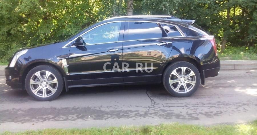 Cadillac SRX, Барвиха