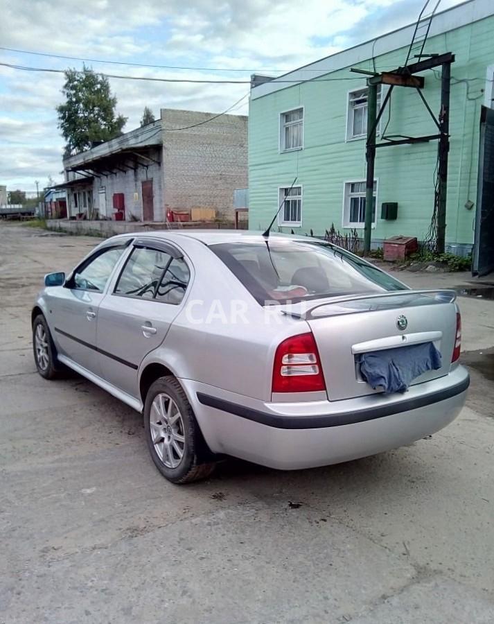 Skoda Octavia, Архангельск
