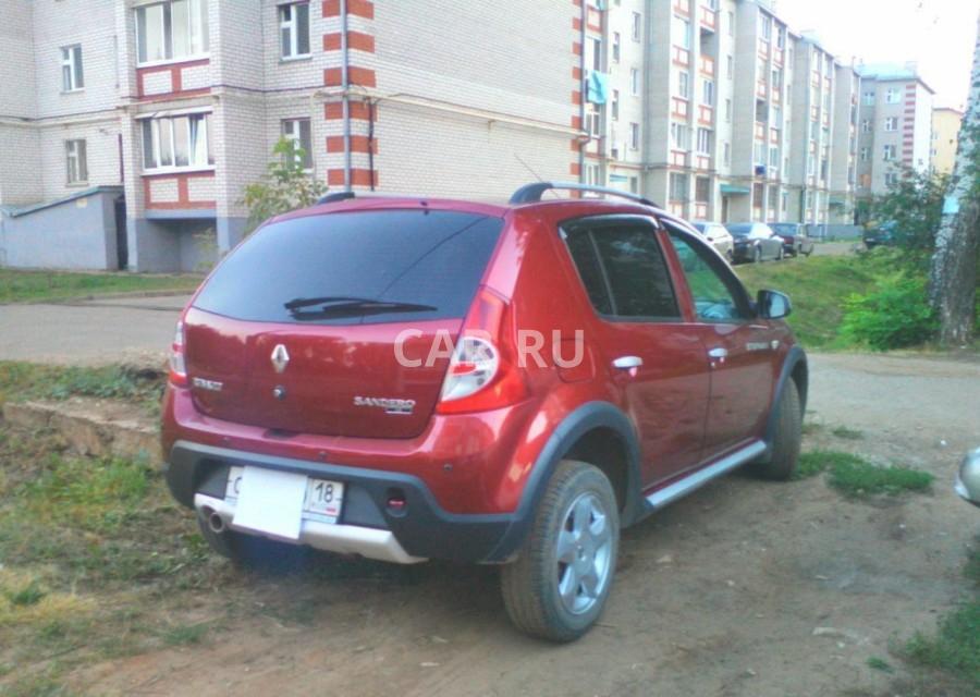 Renault Sandero Stepway, Агрыз