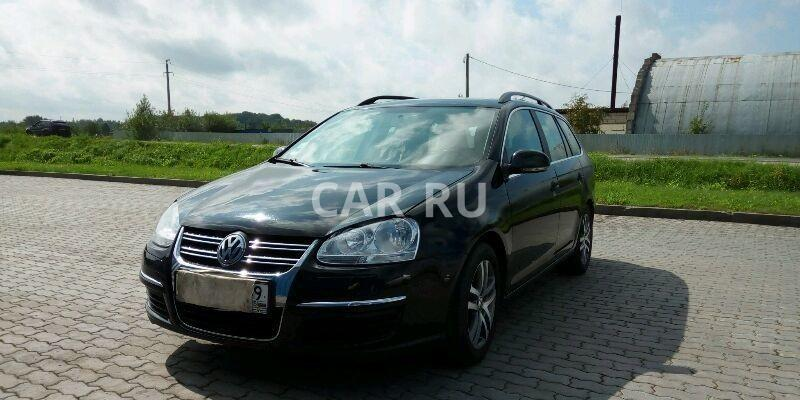 Volkswagen Golf, Багратионовск