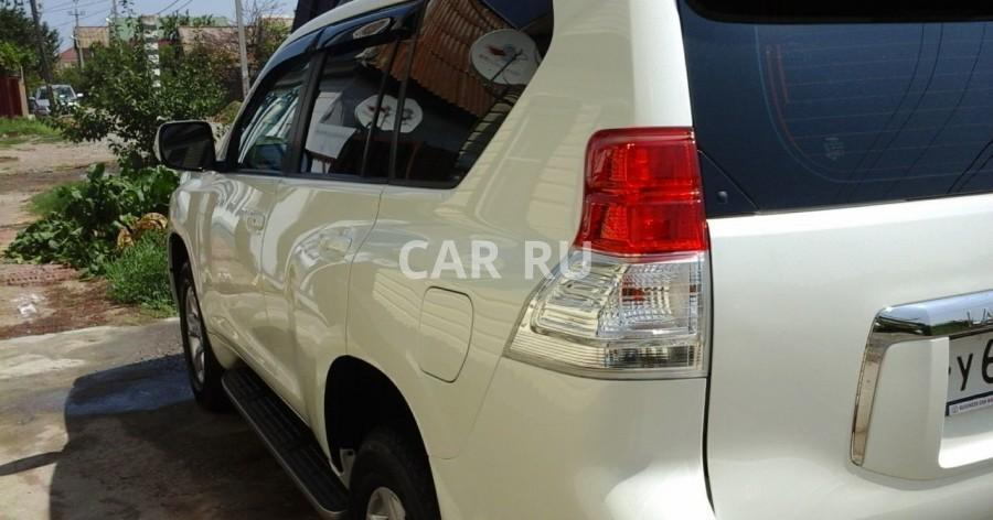 Toyota Land Cruiser Prado, Астрахань