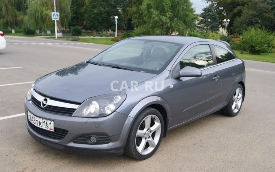 Opel Astra GTC, Белая Глина