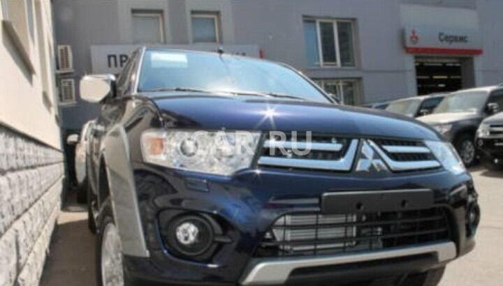 Mitsubishi L200, Архангельск