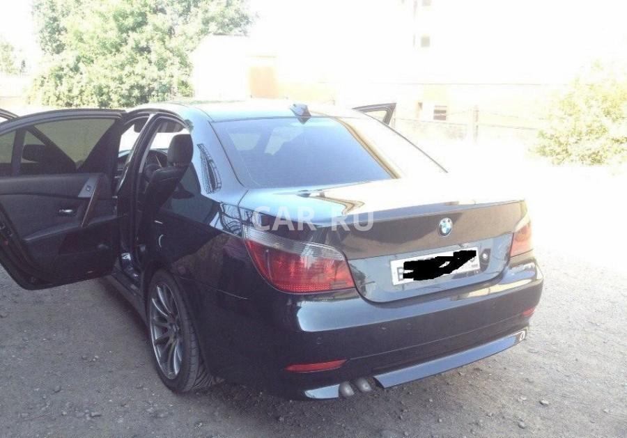 BMW 5-series, Анна