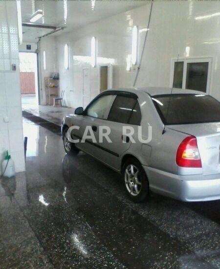 Hyundai Accent, Армавир