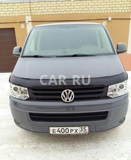 Volkswagen Caravelle, Архангельск