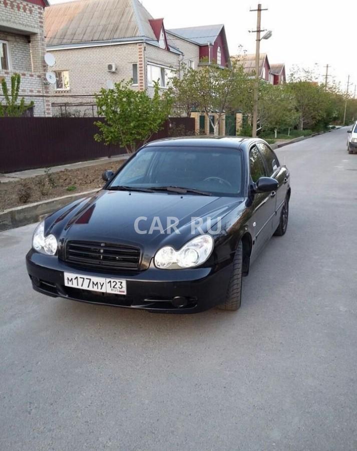 Hyundai Sonata, Анапа
