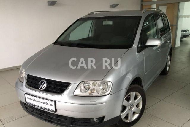 Volkswagen Touran, Барнаул