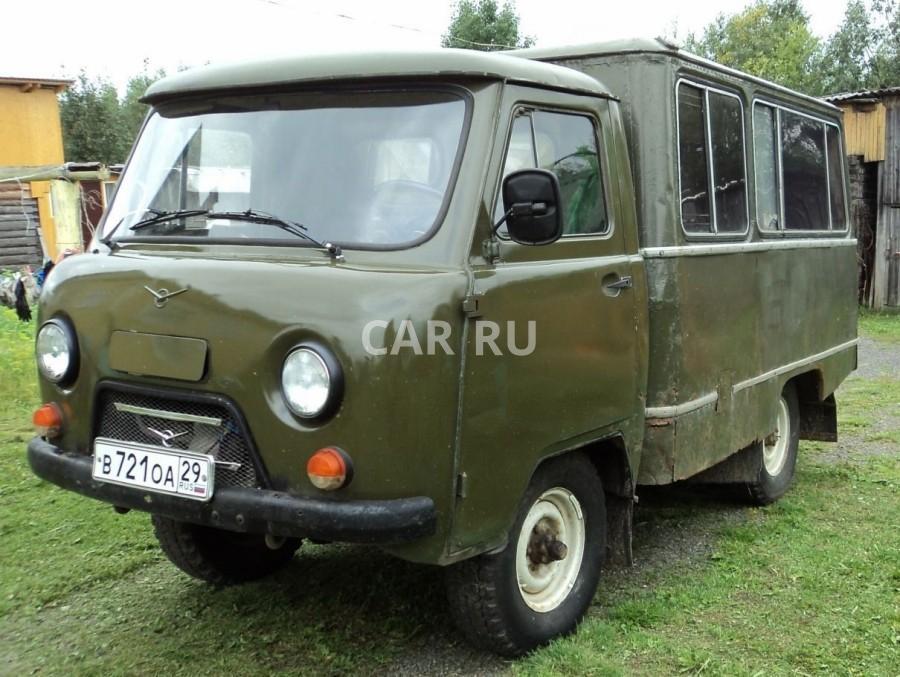 Уаз 3303, Архангельск