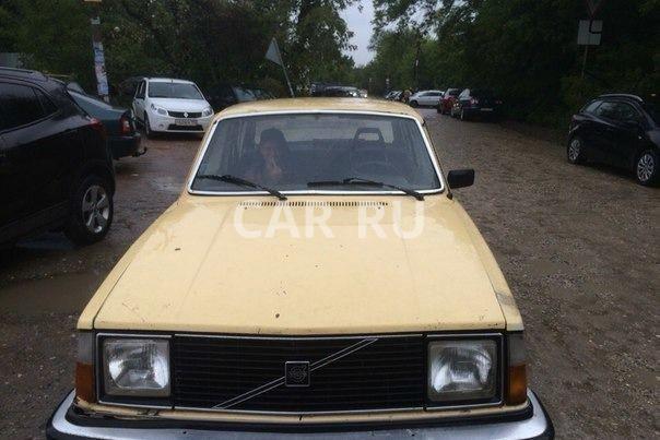 Volvo 240, Балашиха