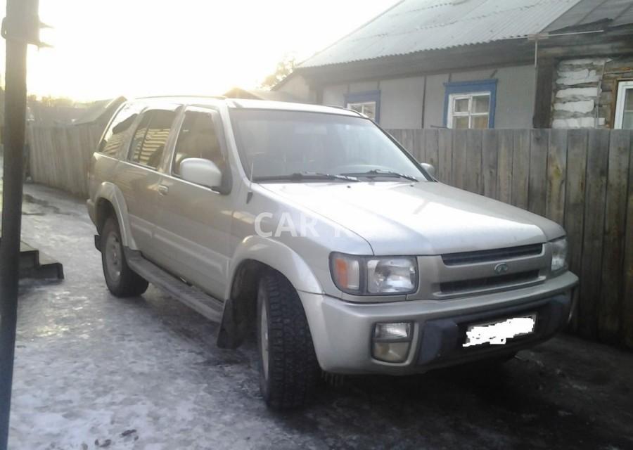Infiniti QX4, Барнаул
