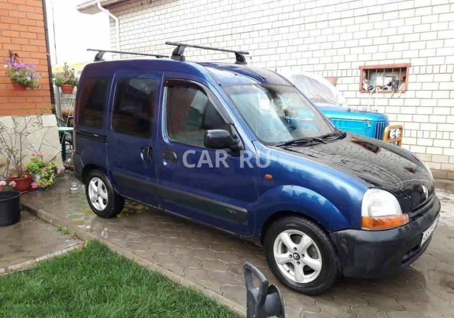 Renault Kangoo, Альметьевск