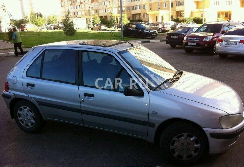Peugeot 106, Балашиха