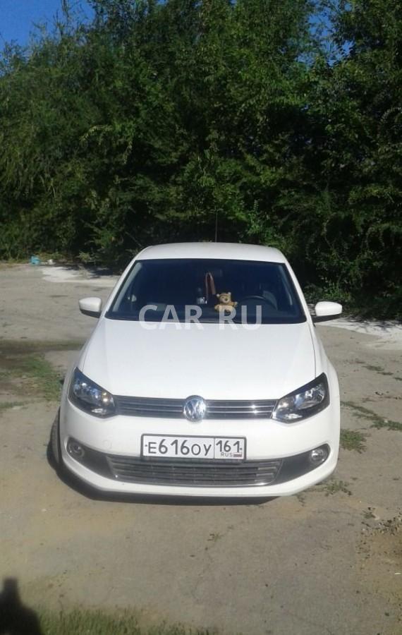 Volkswagen Polo, Белая Калитва