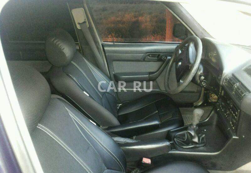 BMW 5-series, Бабаюрт