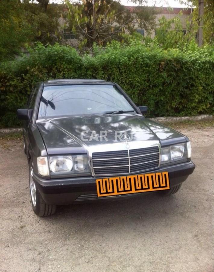 Mercedes 190, Батайск