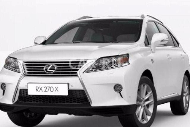 Lexus RX, Белая Калитва