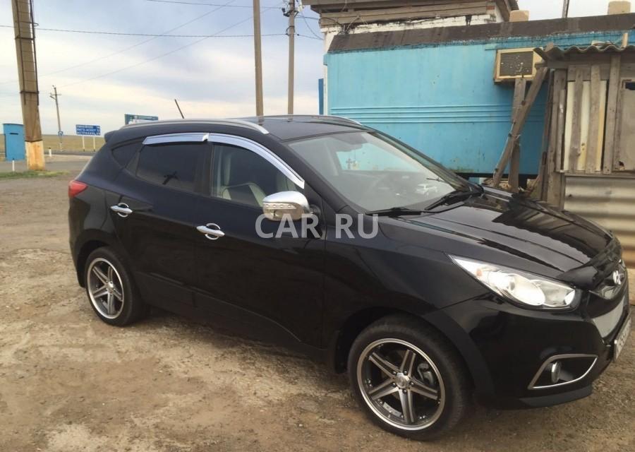 Hyundai ix35, Астрахань