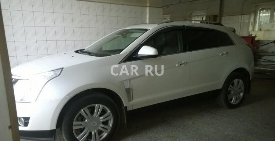 Cadillac SRX, Астрахань