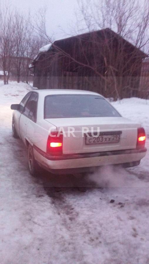 Opel Omega, Архангельск