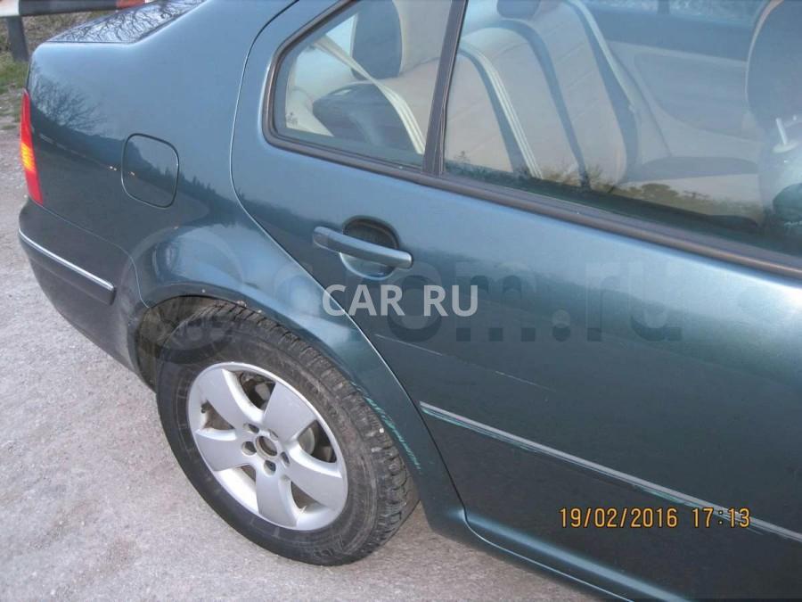 Volkswagen Bora, Алушта