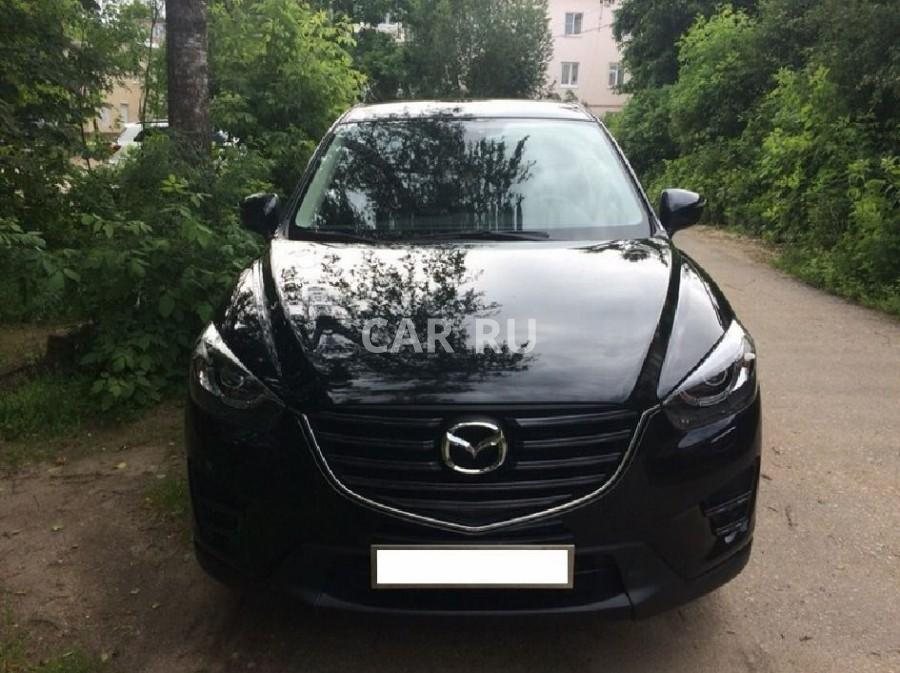 Mazda CX-5, Алексин