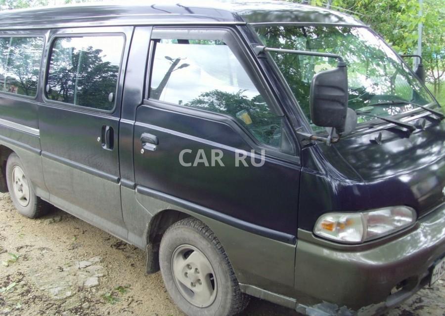 Hyundai H-100, Анапа