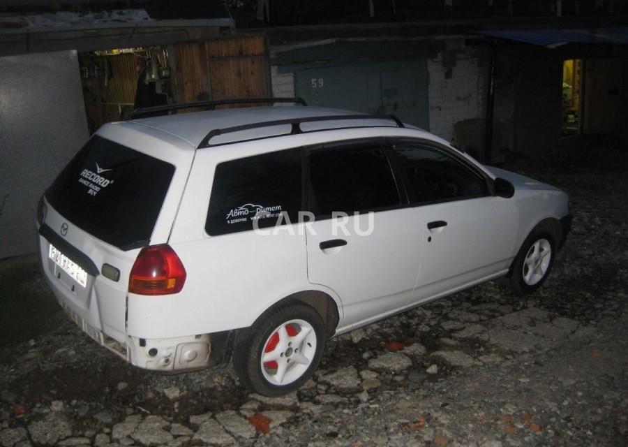 Mazda Familia, Белгород