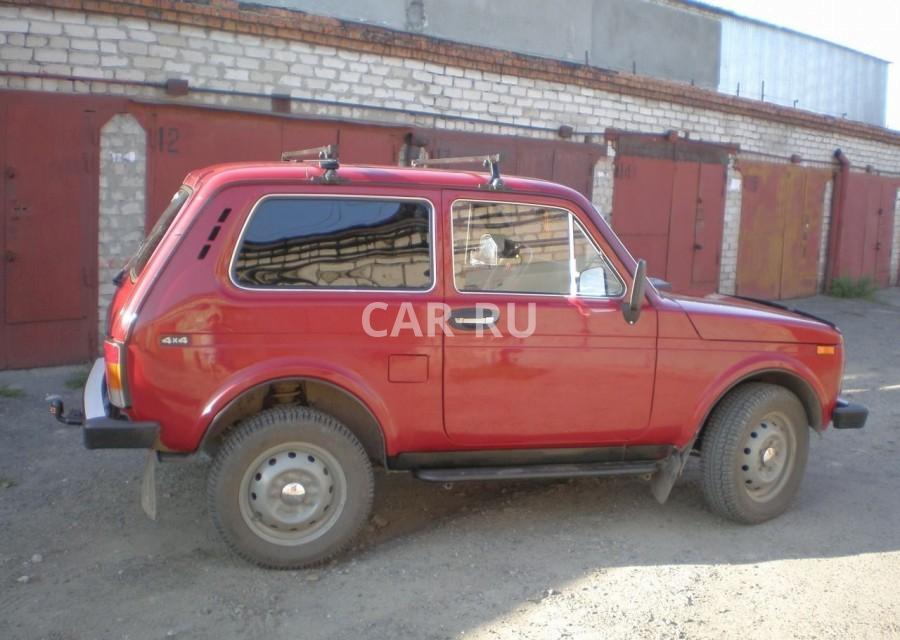 Лада 4x4, Барнаул