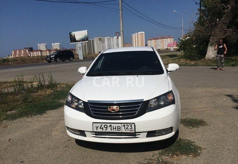 Geely Emgrand, Анапа