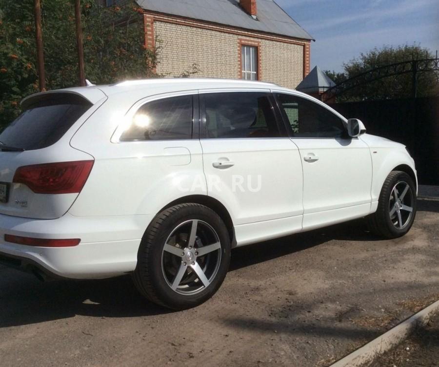 Audi Q7, Балашов