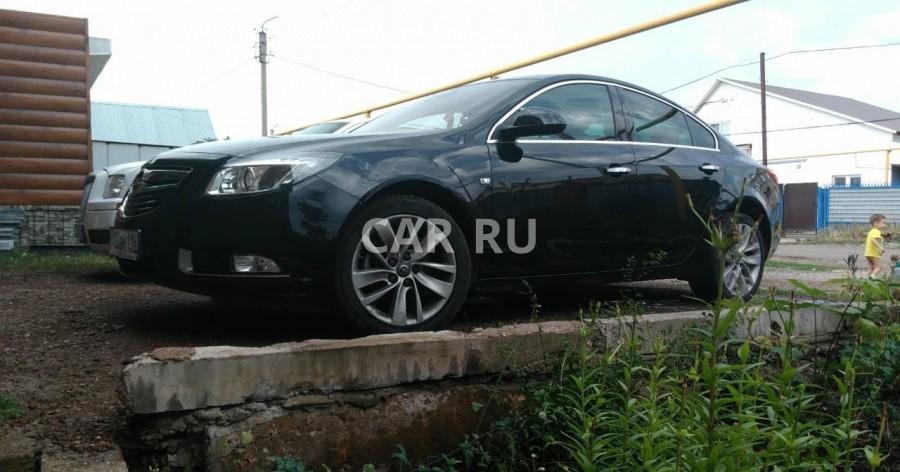 Opel Insignia, Альметьевск